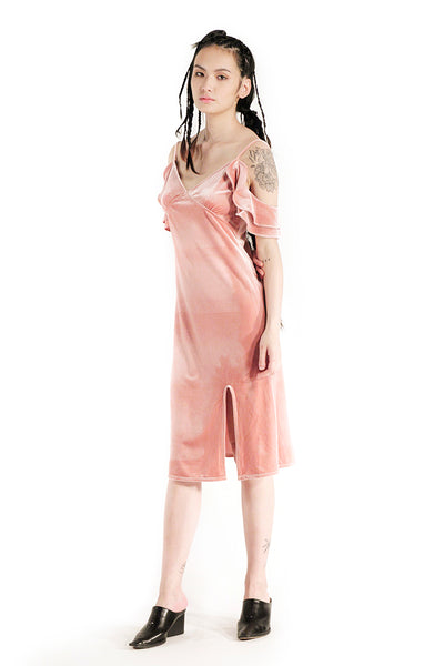 The Bianca Dress (Tea Rose) - Sarah Lai