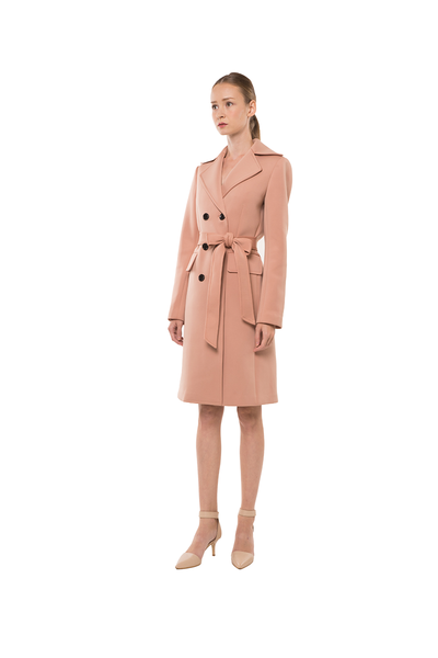 The Classic Trench Coat - Sarah Lai