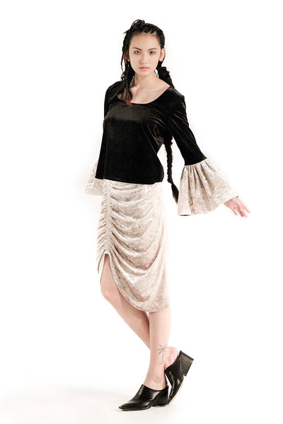 The Diana Skirt (Vanilla) - Sarah Lai