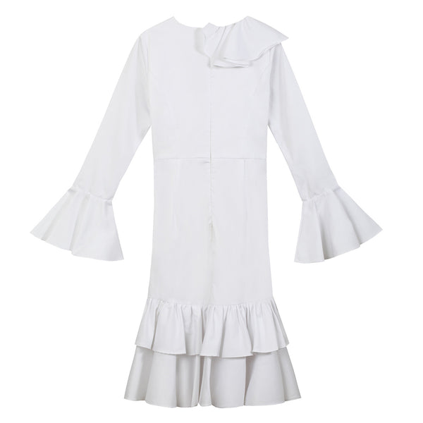 The Emma Dress (White)