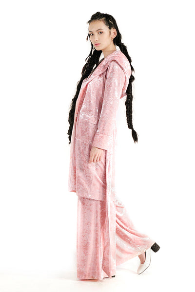 The Morgan Robe (Misty Pink) - Sarah Lai