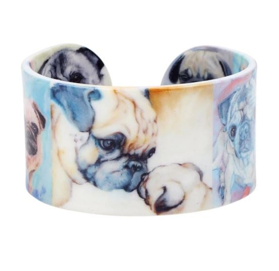 Bracelet bangle carlins - Bulldog&CoFolies