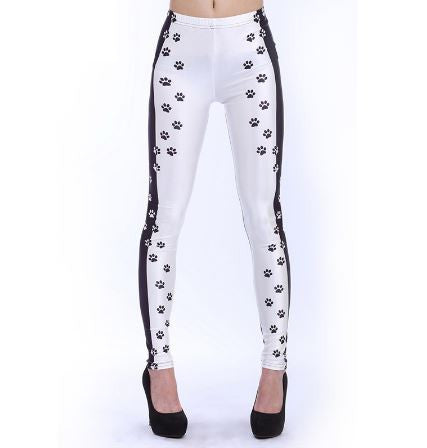 Leggings femme stepdog bicolore - Bulldog&CoFolies