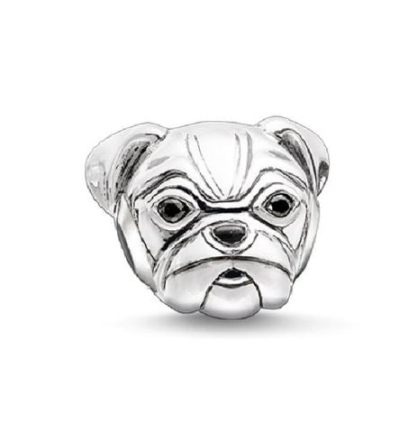charms pandora bouledogue