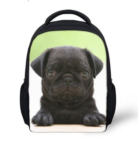 Sac à dos maternelle collection Mignon - Bulldog&CoFolies