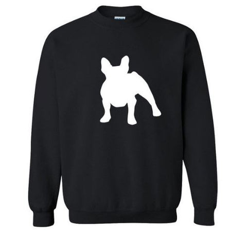 Sweat-shirt homme Frenchie - Bulldog&CoFolies