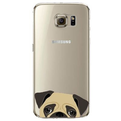 coque samsung galaxy S5 S6 S7 bouledogue carlin