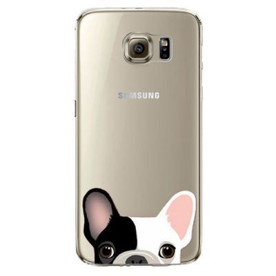 Coque souple Galaxy S5-S6-S7 - Bulldog&CoFolies