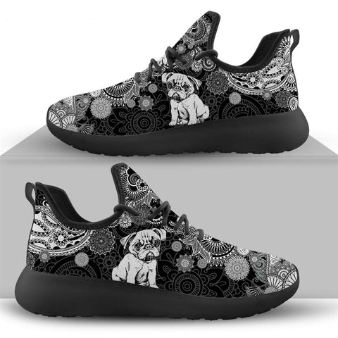 Chaussures style polynésien puggy