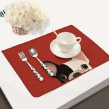 Set de table bouli - Bulldog&CoFolies