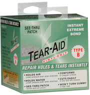 Tear Aid - Type B 152cm (5ft) Bulk Roll (Vinyl, PVC Products)