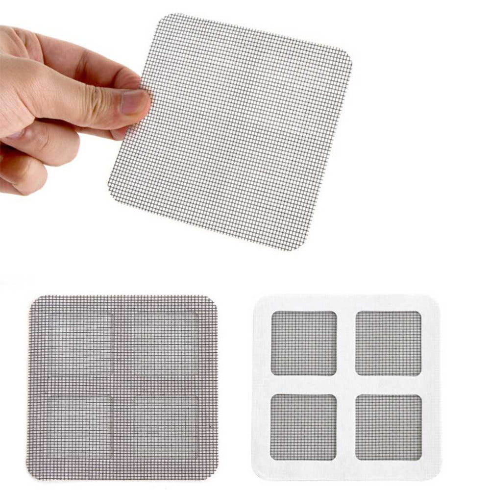 Mesh Repair Patches (3 Pcs) - Repair Damaged Insect / Fly Mesh in Seconds