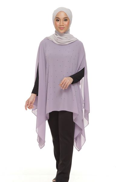 Blouse D'YANA Regina - Purple