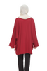 Blouse D'YANA Stella - BL208-D - Red