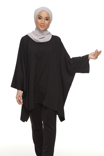 Blouse D'YANA Livvy - Black