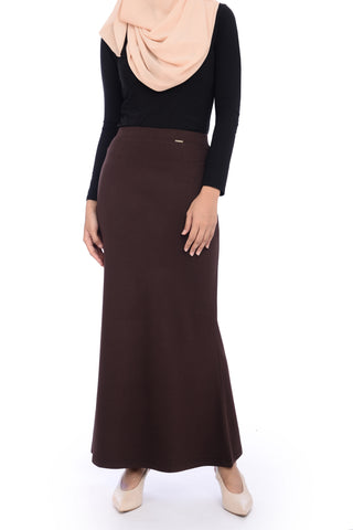Skirts D'YANA Abby - SK8005 - Brown