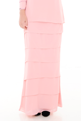 Skirt Eva - SK20005-D - Light Peach