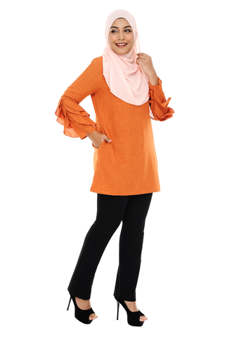 Blouse Ara - BL1278 - Orange