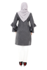 Blouse Calista - BL1273 - Dark Grey