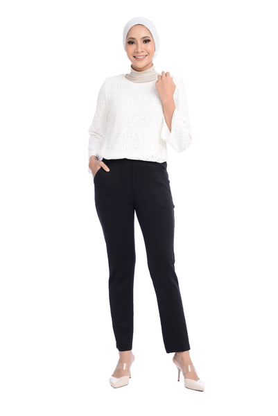Pants Chantella - D10009 - Black