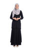 Dress D'YANA Savanna - DRS00018-D - Black