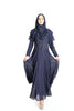 Dress D'YANA Rosanda - DRS00012-D - BlueBlack