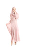 Dress D'YANA Rosanda - DRS00012-D - Nude