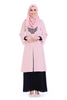 Jubah D'YANA Harriet - JBH8341 - Light Pink