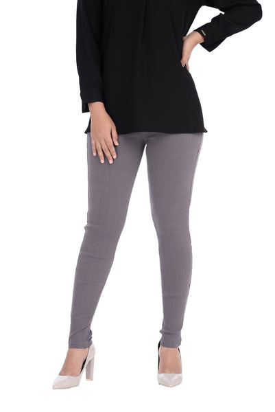 Pants Carrie - PA8801-2(D) - Grey