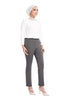 Pants Chantella - D10009 -Grey