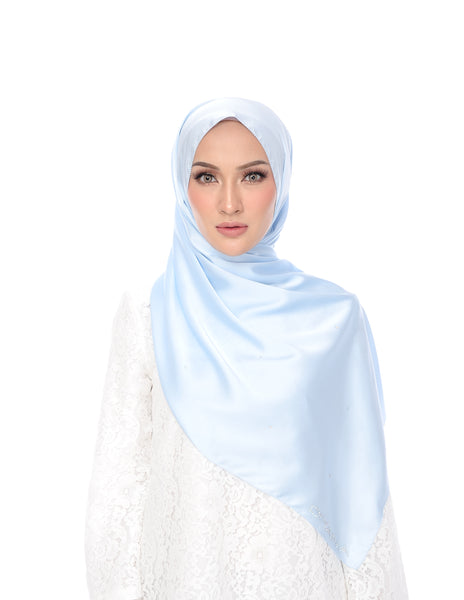 Shawl D'YANA Adora - 1398T-D - Light Blue