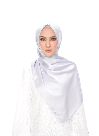 Shawl D'YANA Adora - 1398T-D - Light Grey