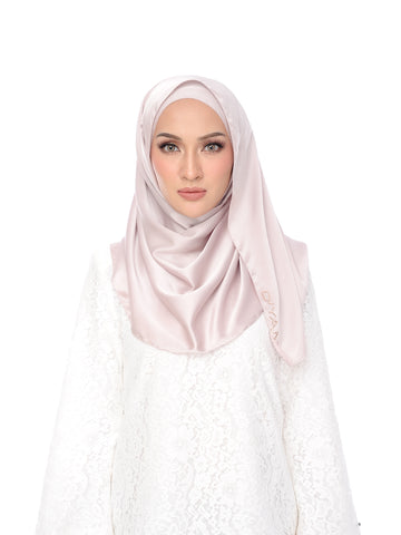 Shawl D'YANA Megan - 1399T-D - Light Coffee