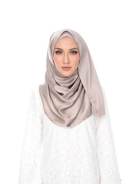 Shawl D'YANA Megan - 1399T-D - Coffee