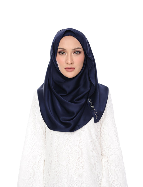 Shawl D'YANA Megan - 1399T-D - Dark Blue