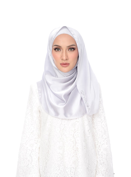 Shawl D'YANA Megan - 1399T-D - Light Grey