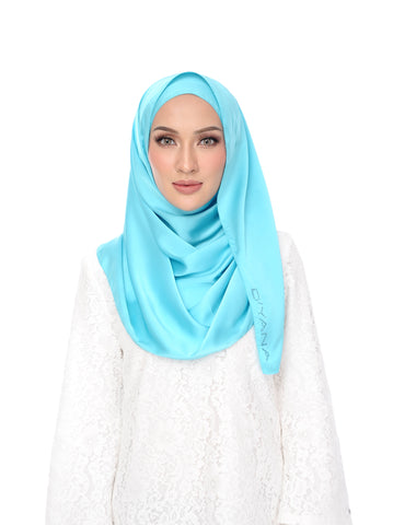 Shawl D'YANA Megan - 1399T-D - Blue Green