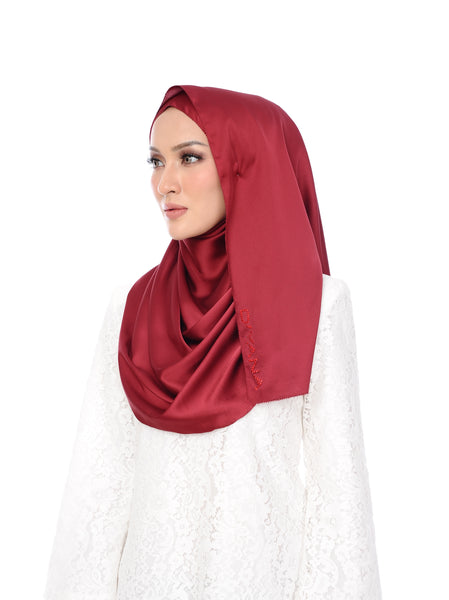 Shawl D'YANA Megan - 1399T-D - Red