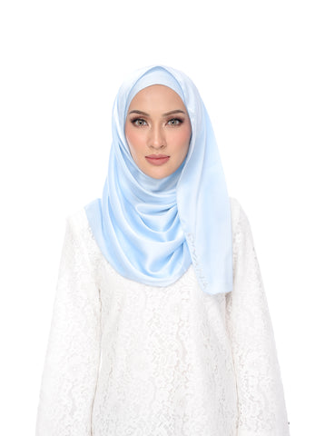 Shawl D'YANA Megan - 1399T-D - Light Blue
