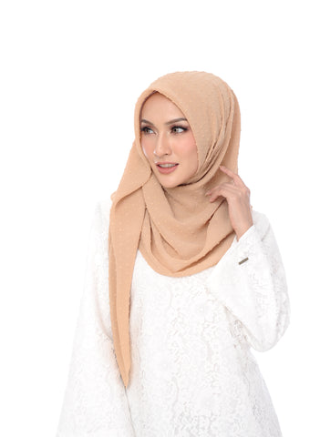 Shawl D'YANA Selma - 1432T-D - Yellow