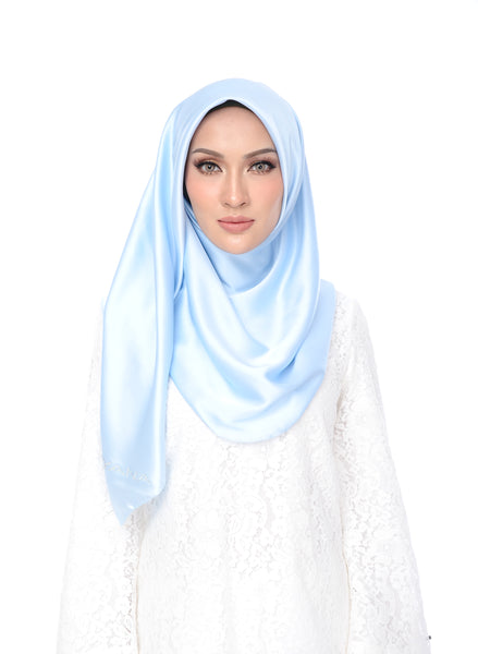 Shawl D'YANA Sylvie - 1459T-D - Light Blue