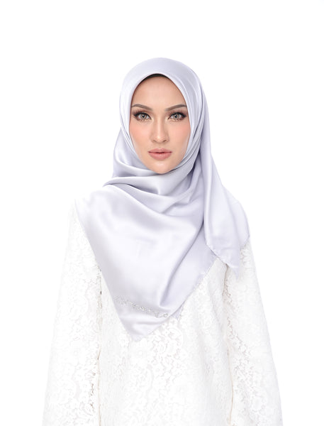 Shawl D'YANA Anne - 1400T-D - Light Grey