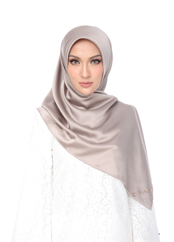 Shawl D'YANA Anne - 1400T-D - Coffee