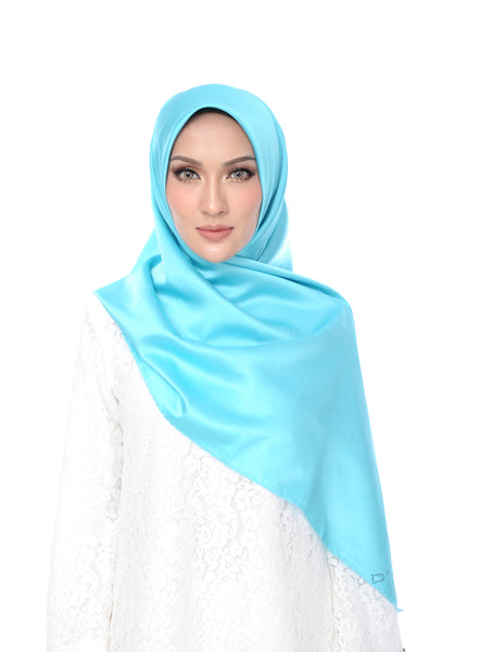 Shawl D'YANA Anne - 1400T-D - Blue Green
