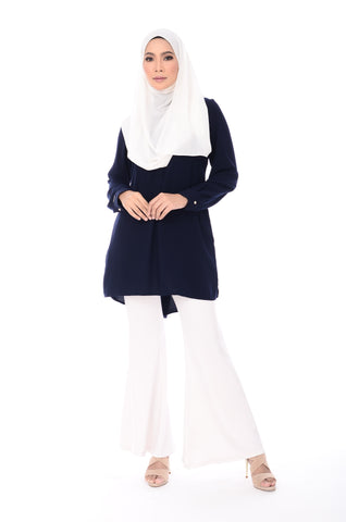 Blouse Faith - BL20023 - Blueblack