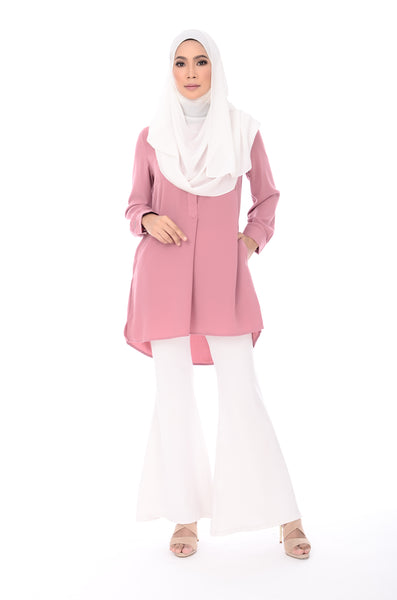 Blouse Faith - BL20023 - Dusty Pink