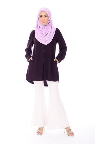 Blouse Faith - BL20023 - Purple