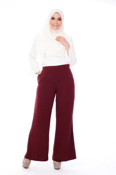 Pants Keithe - PA801-D - Maroon