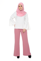 Pants Keithe - PA801-D - Dusty Pink