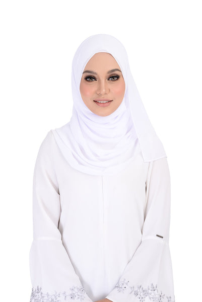 Shawl D'yana Asterin - 7005 - Off White